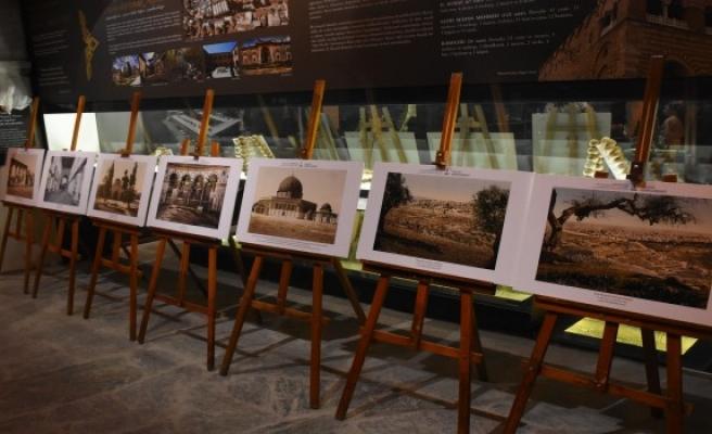 Abdülhamit Han'ın Kudüs albümü Bursa'da
