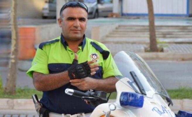 Şehit polis Fethi Sekin için Dağlıca türküsü okundu
