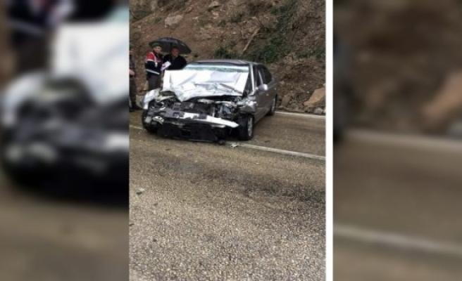Bursa'da kaza can aldı! 1 ölü 2 yaralı