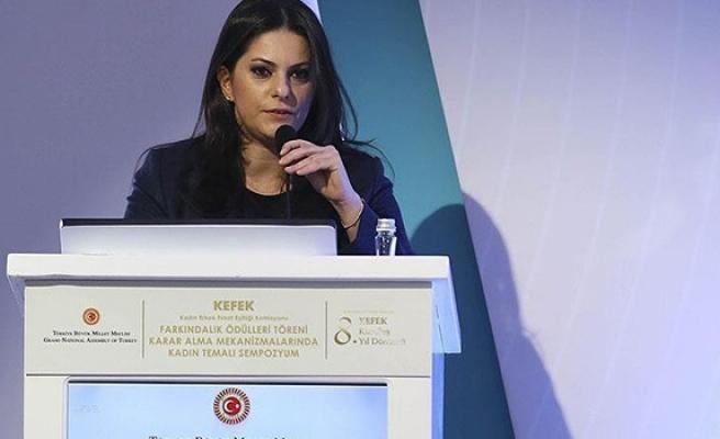 Kadın çalışırsa  Türkiye yürür