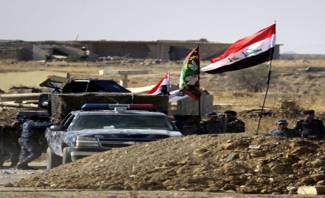 Irak ordusunun ilerleyişi sürüyor