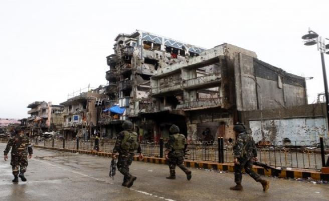 Filipinler'de 919 daeş'li öldürüldü