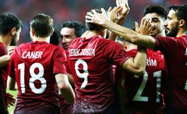 A Milli Takımı'nın UEFA Uluslar Ligi maç programı belli oldu