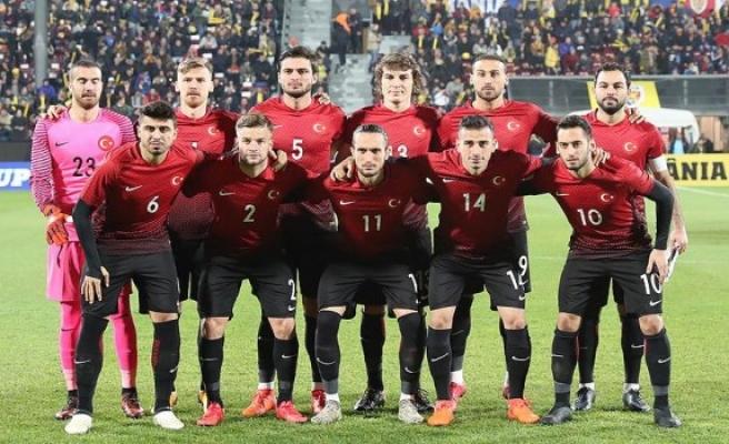 Arnavutluk ile 11.randevu