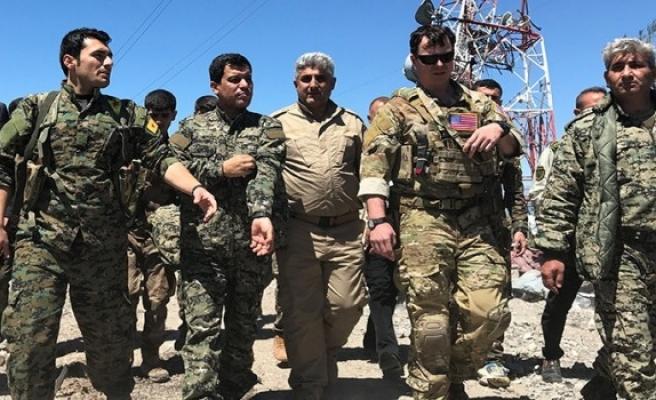ABD'den kuzey ordusu altında terör ordusu