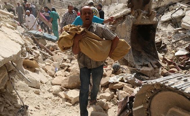 Suriye'de 26 bin çocuk hayatını kaybetti