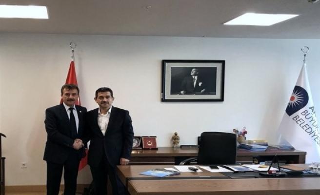 Yenişehir'e tarım alanında yeni tesis için çalışmalar sürüyor