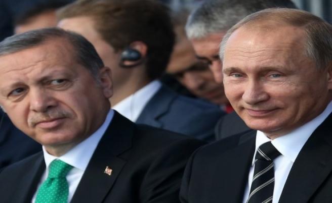 Erdoğan'ın ziyaretinde Suriye konuşulacak