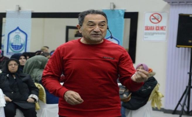 Feridun Kunak Bursa'da Yıldırımlılarla buluştu