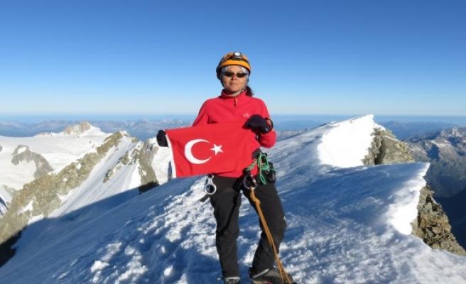 Uludağ'dan Alpler'e  tırmanış serüveni