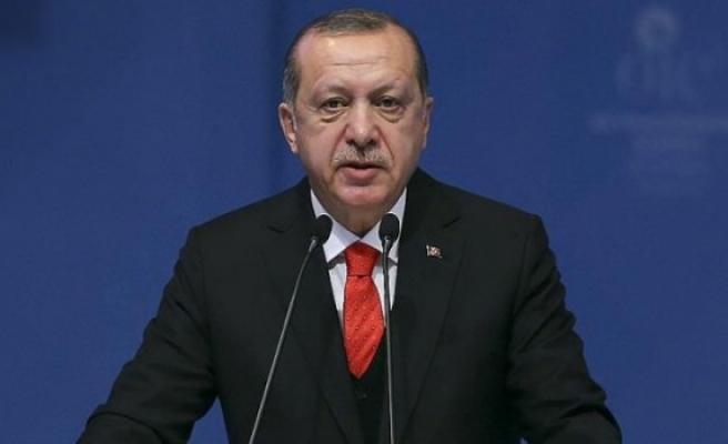 Cumhurbaşkanı Erdoğan, 'Geliyoruz ve geleceğiz'
