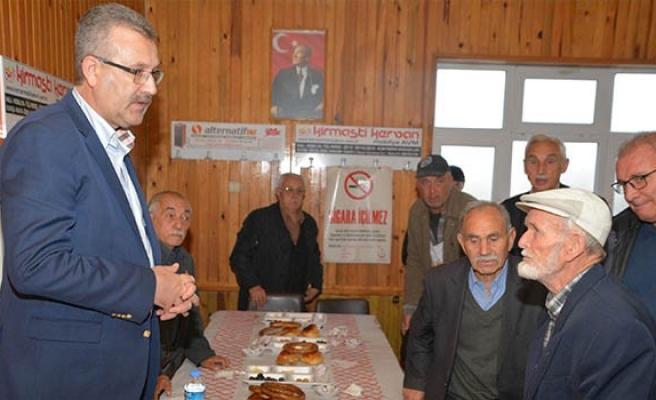 'Halil İbrahim Sofrası'  Karacabey'de kuruldu