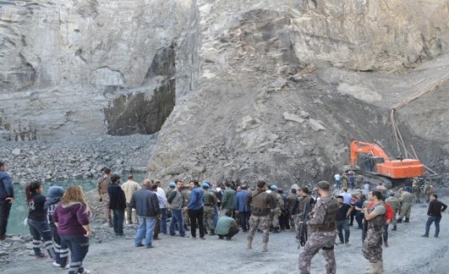 Şırnak'ta kaçak madende göçük