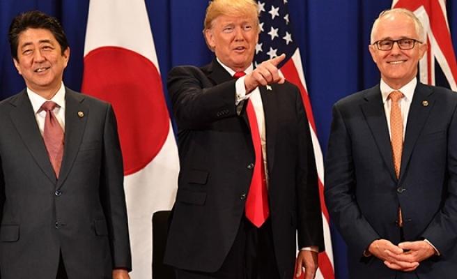 Donald Trump Asya turunu tamamladı