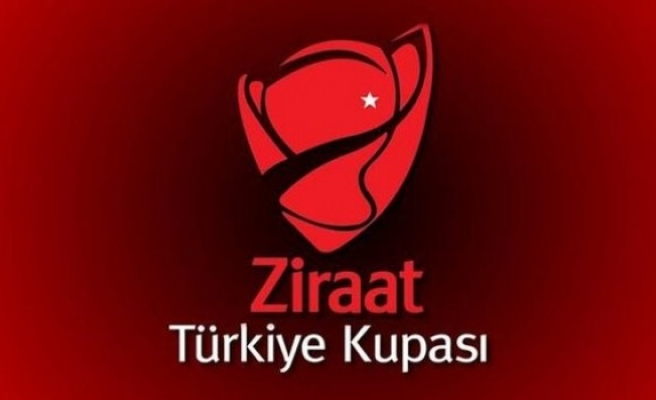 Ziraat Türkiye Kupası'nda 5. Tur heyecanı