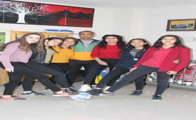 Hasbey kadın futbol takımı TFF'ye tepkili