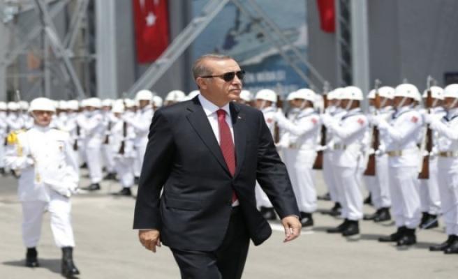 Cumhurbaşkanı Erdoğan'ın dünya turu listesi belli oldu