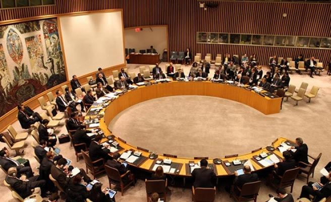 BM konseyinde Suriye gerginliği