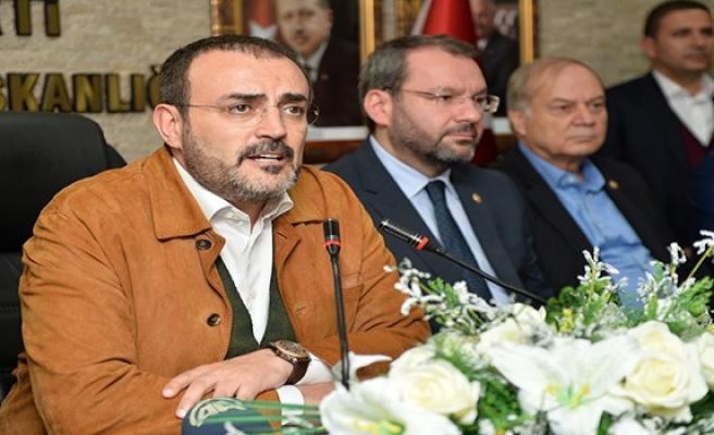 'Türkiye 4 örgütle savaşıyor'