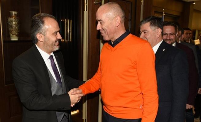 Aktaş, 'Bursaspor hepimizin değeri'