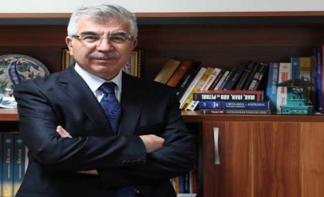 Uludağ Üniversitesi İİBF Dekanı Arı İran'daki olayları değerlendirdi