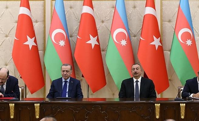 Türkiye- Azerbaycan Dayanışması Güçlenecek