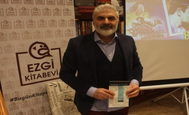 Bursa'da çekilen Türkiye'nin ilk köy filminin kitabının imza günü
