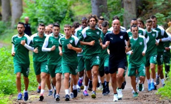 Bursaspor'da yoğun transfer gündemi