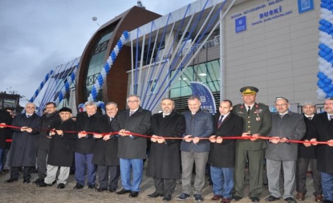 İnegöl'e yeni BUSKİ binası
