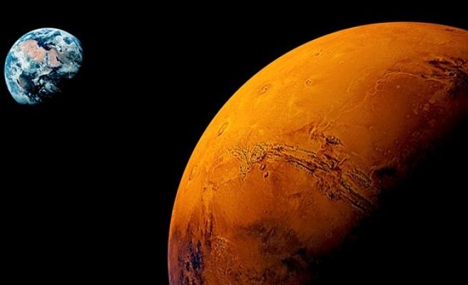 Mars'ta 'Akan Su' teorisi çöktü