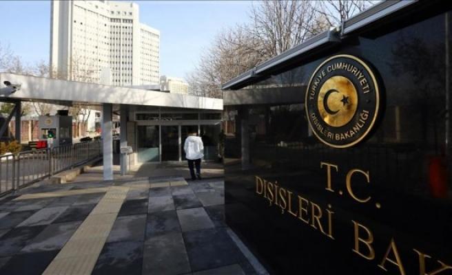 ABD'deki Hakan Atilla davasıyla ilgili Dışişleri Bakanlığından açıklama geldi