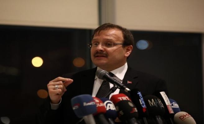 Başbakan Yardımcısı Çavuşoğlu 'Yuh olsun!'