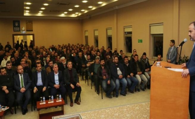 Bursa'da S plaka sorununa çözüm yolu bulundu