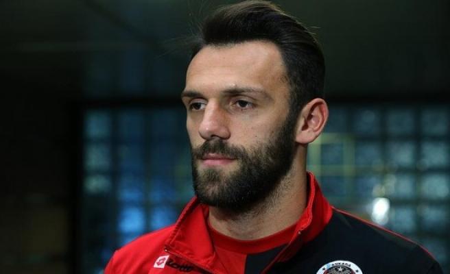 Muric: Beşiktaş'a karşı galibiyet güzel