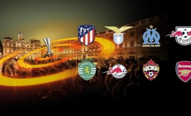 UEFA'da kuralar çekildi... İşte Avrupa Ligi'nde çeyrek final eşleşmeleri
