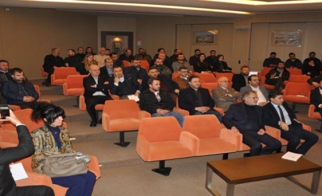 Türk mobilya sektörü İnegöl'de buluştu