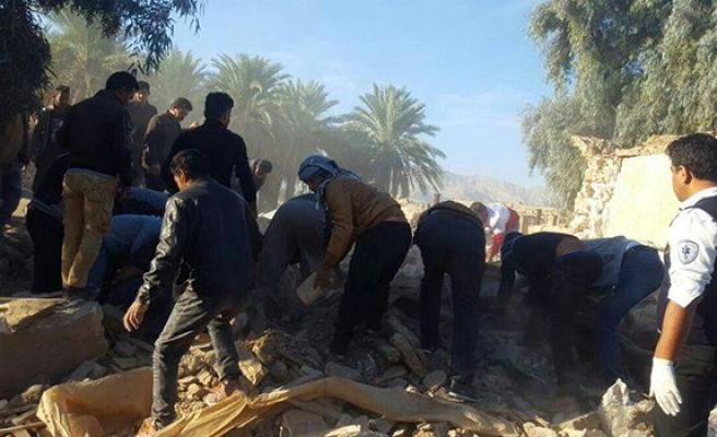İran'a yeterli insani yardım ulaşmadı