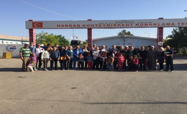 Bursa medyası Urfa'yı fethetti