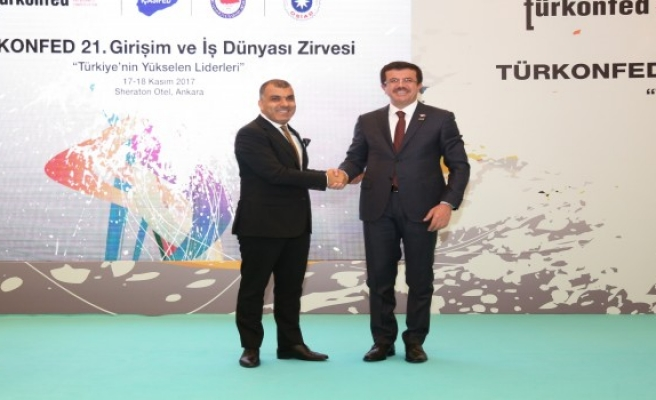 Zeybekci: Avrupa'nın 5. büyük ekonomisiyiz
