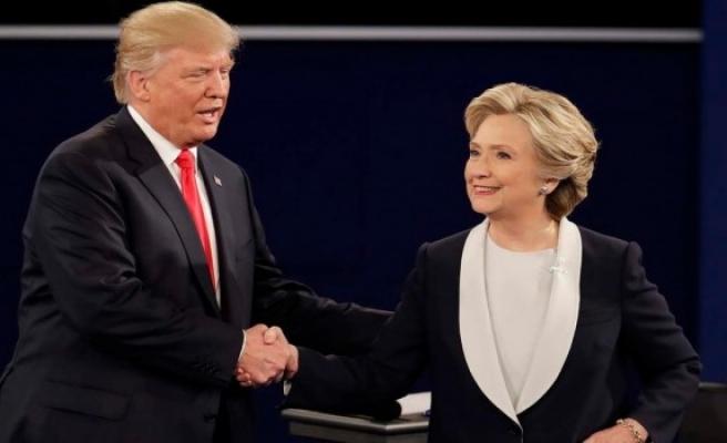 Trump'ın yeni hedefi Clinton