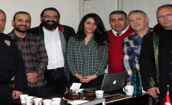 Cumhuriyet Savcısı Çalışan Gazeteciler Günü'nü Unutmadı