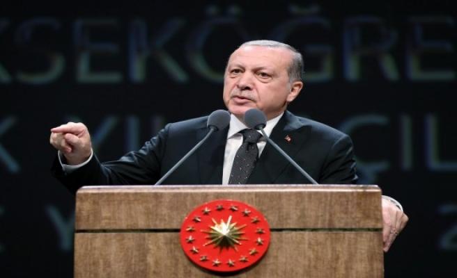 Erdoğan yaptırım sinyali verdi