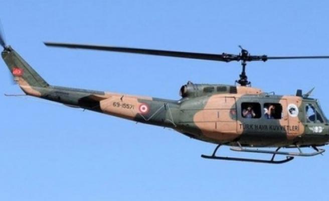 TSK Afrin'e havadan Arapça ve Kürtçe bildiri yağdırdı