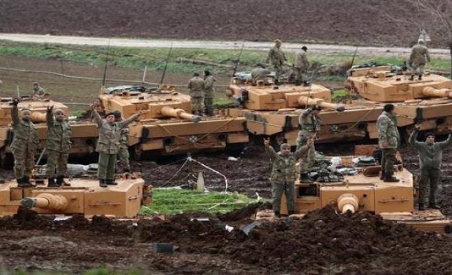 ÖSO '1 haftaya temizlenir' dedi, Afrin'in dış dünya ile bağlantısı kesildi