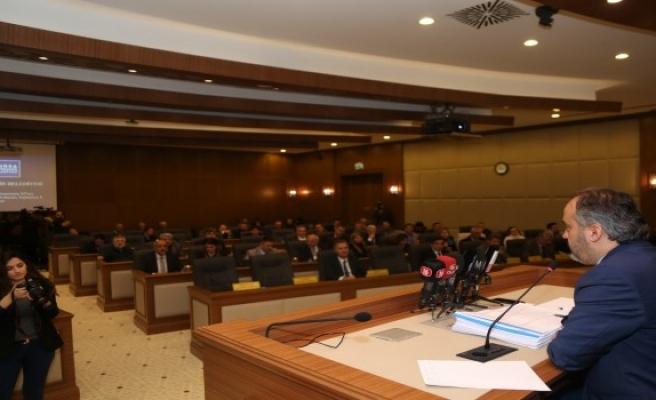 Bursa'da Meclis Toplantısı'nın ikincisi yapıldı... Ulaşıma ikinci indirim geliyor