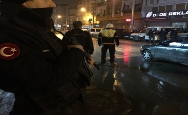'Asayiş-Narko - TEM 2'... operasyonu  25 gözaltı