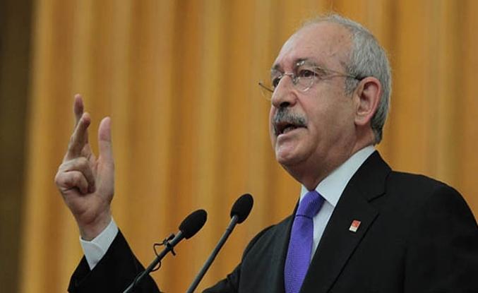 Kılıçdaroğlu suç duyurusunda bulundu