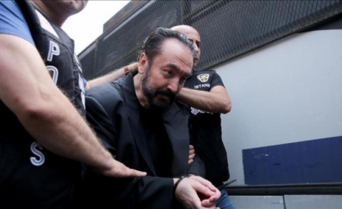 Adnan Oktar'ın 24 suçtan 870 yıl hapsi istendi