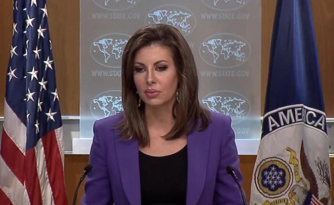 """Erdoğan'ın """"Suriye"""" çıkışına ABD'den yanıt"""
