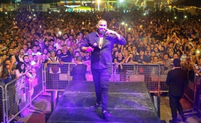 Bursa'da Azis coşkusu